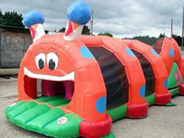 Mini Inflatable Tunnel Maze Games For Outdoor Children Amusement