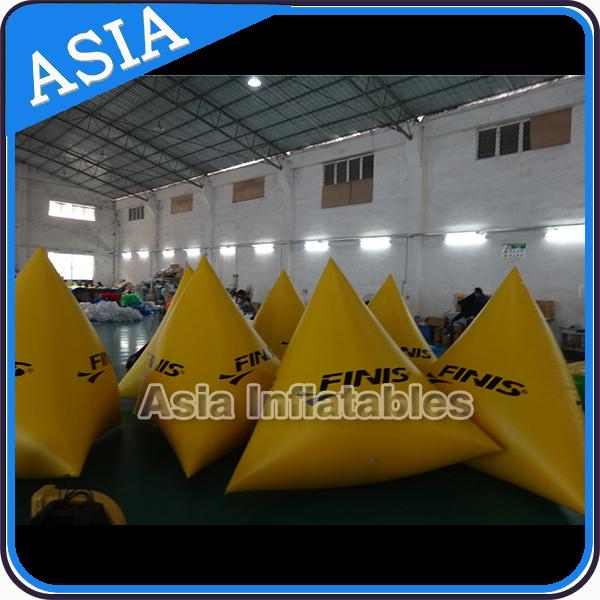 Inflatable Promoting Buoy , Inflatable Swim Buoys For Ocean Or Lake