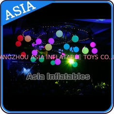 Inflatable LED Lighting Balloon Ceiling Decoration for Club Party Eclairage