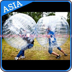 ประเทศจีน Full color PVC , Inflatable Bumper Ball , adult bubble soccer 1.5m , body zorb , human bubble football โรงงาน