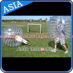 ประเทศจีน 0.8mm/1.0mm PVC/TPU Inflatable Bumper Ball , Soccer bubble , Bubble ball soccer , Inflatable bumper football โรงงาน