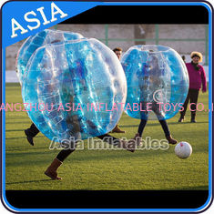 ประเทศจีน Colorful Inflatable Bumper Ball , Bubble soccer , Inflatable ball suit , Wholesale ball pit balls โรงงาน
