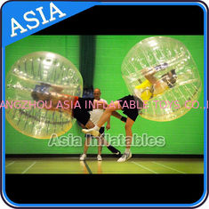 ประเทศจีน CE standard Inflatable Bumper Ball / TPU bubble soccer / Football zorb / Knocker ball โรงงาน