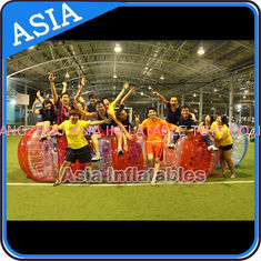 ประเทศจีน Hot colour inflatable bubble soccer , Kids inflatable bubble football , Human loopy ball โรงงาน