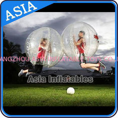 ประเทศจีน 1.0mm PVC/TPU Soccer bubble , Recreational soccer , Wholesale ball pit balls , Loopy ball โรงงาน