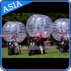 ประเทศจีน Bubble Footballs , PVC and TPU Bumper Balls , Bubble Soccer ball , Human bubble football โรงงาน