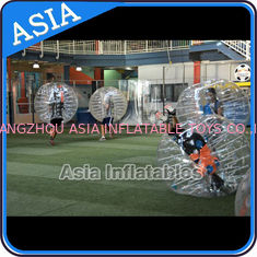 ประเทศจีน Outdoor Inflatable Bumper Ball , Loopyball bubble soccer , Bubble football โรงงาน