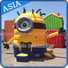 ประเทศจีน Hot Sale Inflatable Bouncer For Outdoor Resident Rental Inflatable Games โรงงาน
