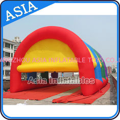 ประเทศจีน Water Proof High Performace Inflatable Yard Tent For Interactive Games โรงงาน