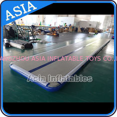 ประเทศจีน Safety Airtight 20cm Gymnastic Inflatable Air Track For Tumbling โรงงาน