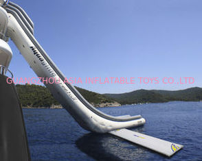 ประเทศจีน Hot Sale Inflatable Water Slide ,outdoor Inflatable Water Sports โรงงาน