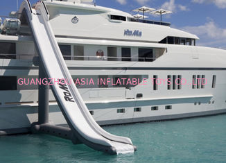 ประเทศจีน Customized Inflatable Water Sports, Inflatable Water Slide For Yacht Ship โรงงาน