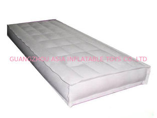 ประเทศจีน White Color Single Sleep Comfortable Foldable Inflatable Air Matress Bed โรงงาน