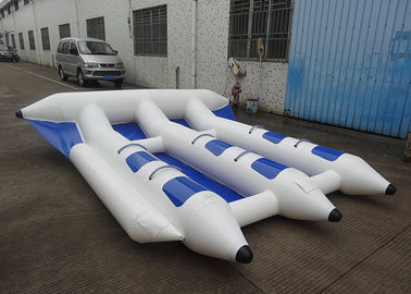 ประเทศจีน Firproof Custom Inflatable Flying Fish Boat Water Surfing Board Water Equipmen โรงงาน