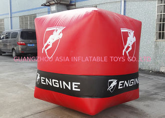 ประเทศจีน Funny Inflatable buoy For Promotion , Inflatable Paintball Bunker On Sale โรงงาน