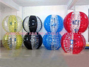 ประเทศจีน 1.5m colorful bubble soccer for adults , inflatable bumper ball โรงงาน