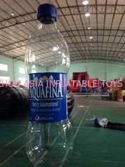 ประเทศจีน Commercial  Inflatable Advertising Water Bottle For Business Rental โรงงาน