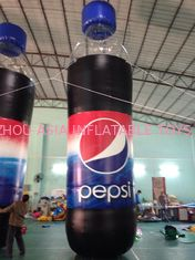 ประเทศจีน Custom Made Inflatable Can / Tin For Event Or Tradeshow โรงงาน