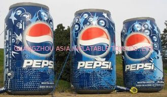Event Inflatable Pepsi Can Replica Model
