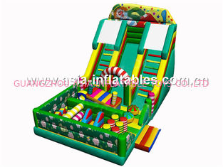 Inflatable Fun City Amusement Games For Children Amusement Games