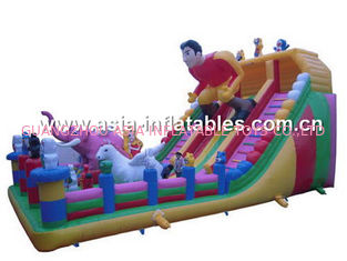 Inflatable Fun Park, Inflatable Fun Cities, Inflatable Fun City For Chilren Sports