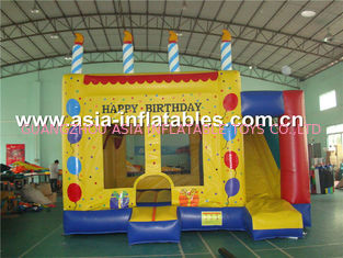 ประเทศจีน Dreamland Inflatable Combo Bounce House slide inflatable bouncer โรงงาน