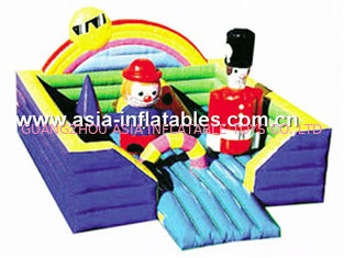 ประเทศจีน commercial inflatable combo for sale.cheap inflatable bounce house with slde.bouncy castle for kids.used combo for sale โรงงาน