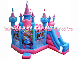 ประเทศจีน 2014 inflatable princess castle,bouncy castle,inflatable combo โรงงาน