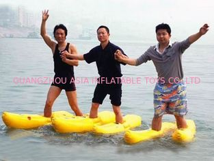 ประเทศจีน Walking On The Water, Inflatable Water Shoe For Water Amusement โรงงาน