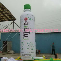 ประเทศจีน Outdoor Large Inflatable Bottle /  Can For Advertisement โรงงาน