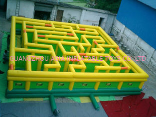 Inflatable Maze Games, Inflatable Tunnel Maze Game For Adults