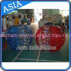 ประเทศจีน Commercial Funny Inflatable Body Zorbing Bumper 1.2m For Children Sport โรงงาน