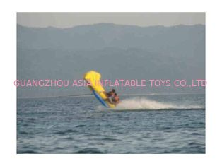 ประเทศจีน Lake Towable Inflatables Flying Fish Boat Tube for Outdoor Acctivity โรงงาน