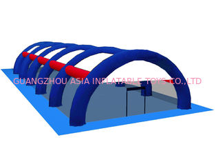 0.9mm PVC Tarpaulin Inflatable Paintball Arena ARENA08
