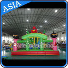 Inflatable Angry Bird Bouncer Slide Palyground / Inflatable Angry Bird Jumping Bouner Castle Combo ผู้ผลิต
