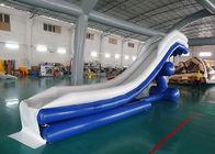 Inflatable Water Sports And Inflatable Boat Slide For Water Amusment Games ผู้ผลิต