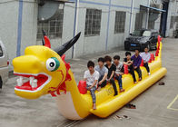 10 + Passenger Dragon Inflatable Towable Ski Tube Water Sport Games