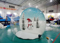 Customize TPU Inflatable Bubble House for Show ผู้ผลิต