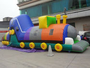 Mini Inflatable Tunnel Maze Games For Outdoor Children Amusement ผู้ผลิต