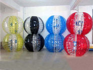 1.5m colorful bubble soccer for adults , inflatable bumper ball ผู้ผลิต