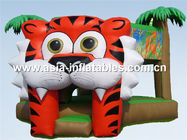 Colorful giant inflatable combo /inflatable combo course for fun/inflatable combo for kids games ผู้ผลิต