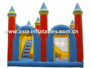 Funny inflatable combo/ inflatable bouncer with slide/ inflatable jumper ผู้ผลิต