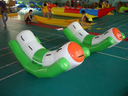 Playing Center Single Tube Inflatable Water Seesaw For A Couple Of Adults ผู้ผลิต