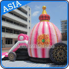 Inflatable Princess Bounce House for Girl Birthday Party ผู้ผลิต