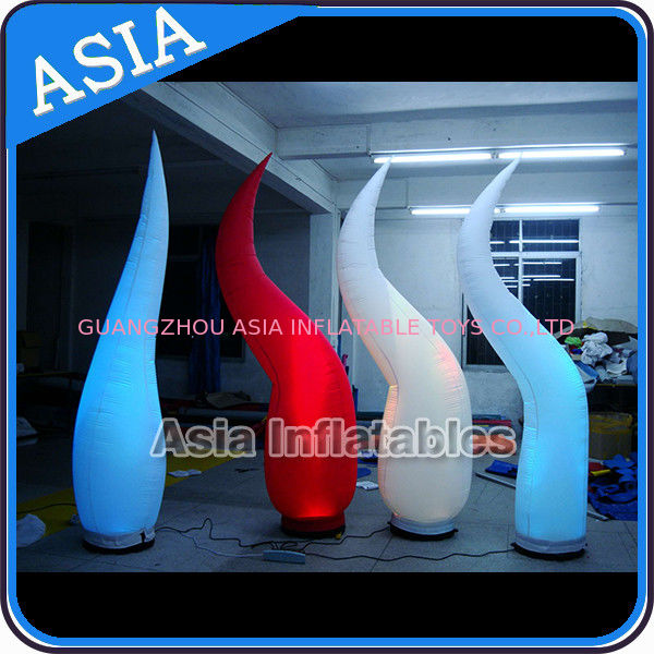 Outdoor and Indoor LED Lighted Custom Inflatable Yard Decoration ผู้ผลิต