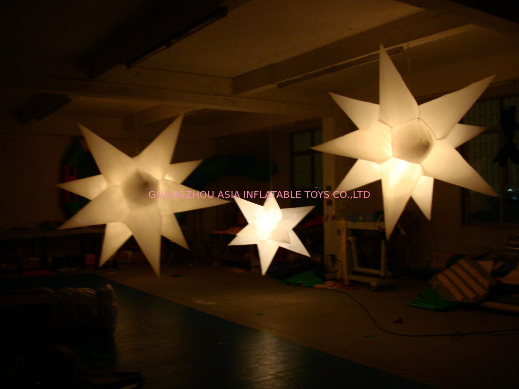 Led Inflatable Lighting Decoration Star ผู้ผลิต