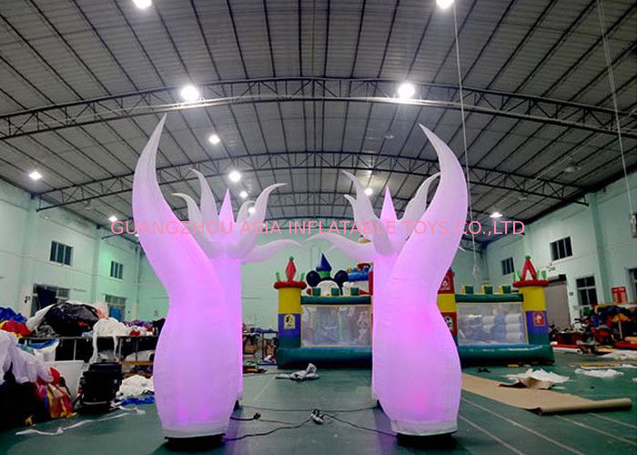 Inflatable Seaweed LED Lighting Decoration for Party Events ผู้ผลิต