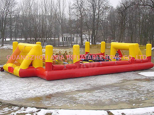sports games Inflatable Soccer Field  ผู้ผลิต
