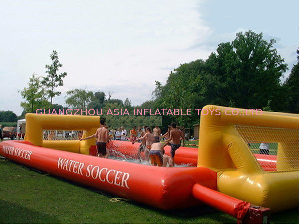 inflatable soap soccer field  ผู้ผลิต
