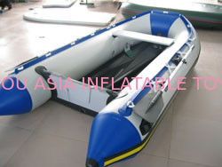 Commercial Grade High Quality Inflatable Fishing Boat for 2 persons ผู้ผลิต
